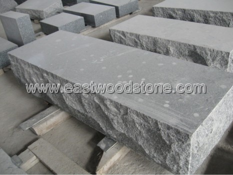 Grey Granite Stair Tread  1506