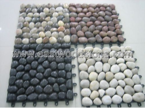 Pebble Stone Mat Natural River Stone Eastwood Stone Co Ltd
